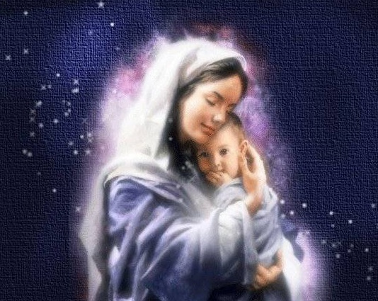 Матери любовь к детям любовь
